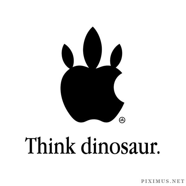 Fun with the Apple Logo