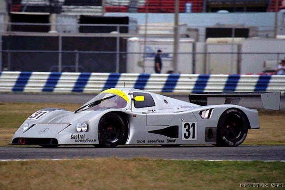 Mercedes Sauber C Race Car
