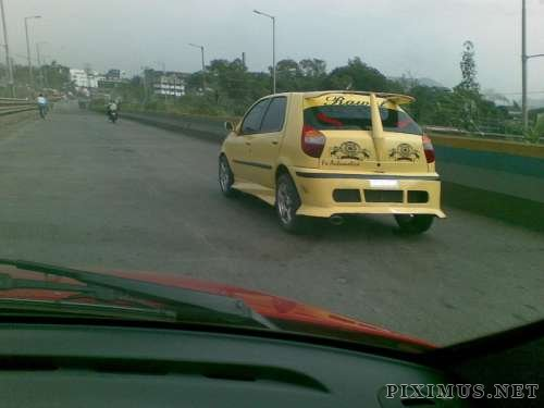 Funny Cars Tuning