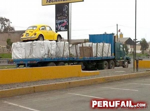 Only in Peru