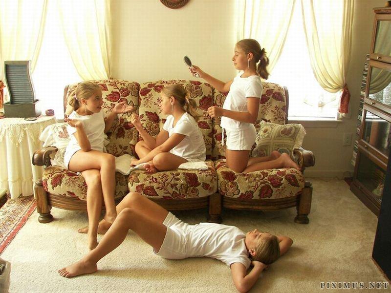 Clones Having Fun