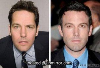 Celebrities who Look Similar