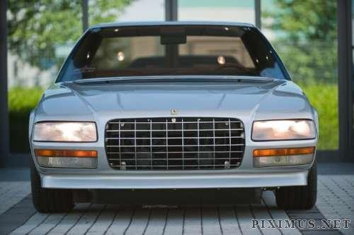 4 door Ferrari concept