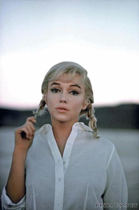 Marilyn Monroe Photos By Eve Arnold