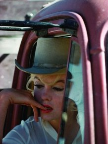 Marilyn Monroe Photos By Eve Arnold