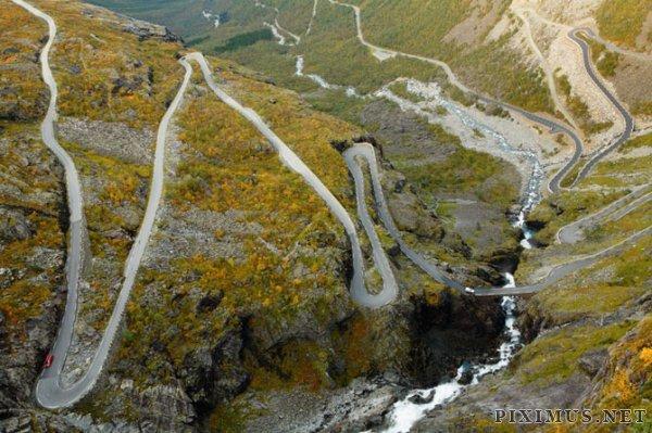 Trollstigen Road, Norway