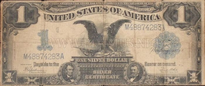 Very Rare Old Us Dollar Bills Others