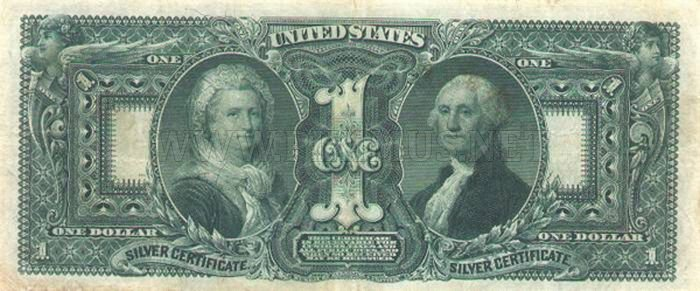 Very Rare old US Dollar Bills