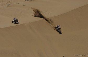 Dakar Rally 2012