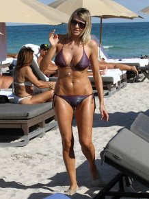 Hot 51-Year-Old in Bikini - Rita Rusic