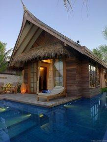 Jumeirah Vittaveli Resort - a new hotel in the Maldives