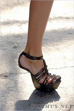 Crazy High Heels That Kill Your Feet