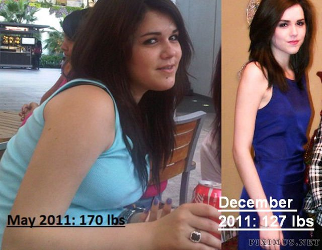 Once Chubby, Now Thin