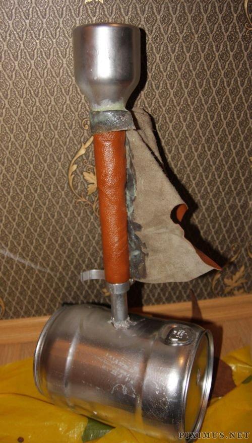 DIY Viking Hammer
