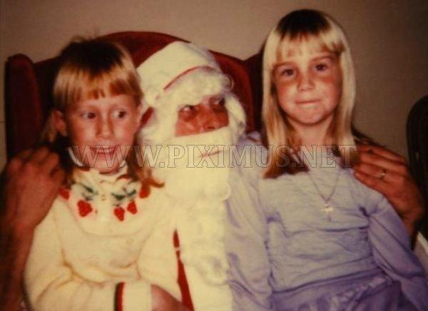 Scary Santas