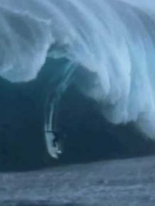 The most beautiful waves ever surf