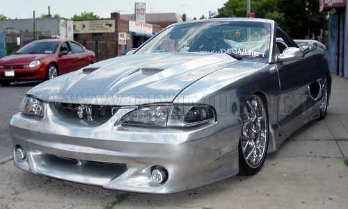 Chrome Cars