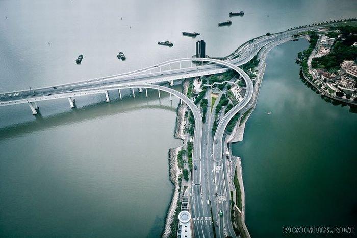IR Photos of Hong Kong