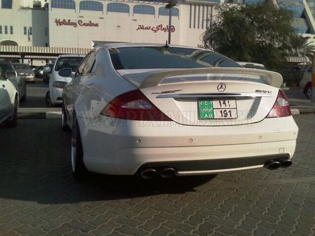Cars from Dubai