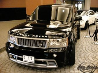 Cars from Dubai