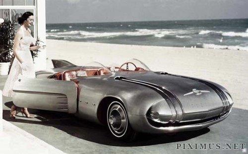 Retro Concept Cars