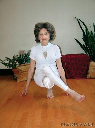 Tao Porchon-Lynch
