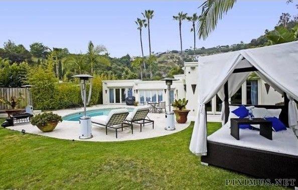 Penelope Cruz's Home