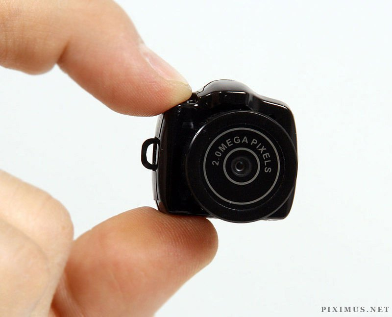 the tiniest camera in the world others