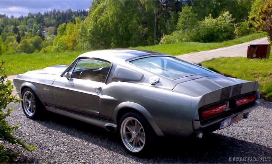 Eleanor - Mustang Shelby GT500