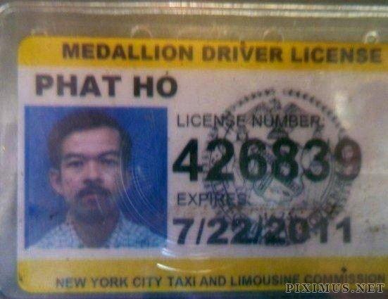 Hilarious Driver's Licenses