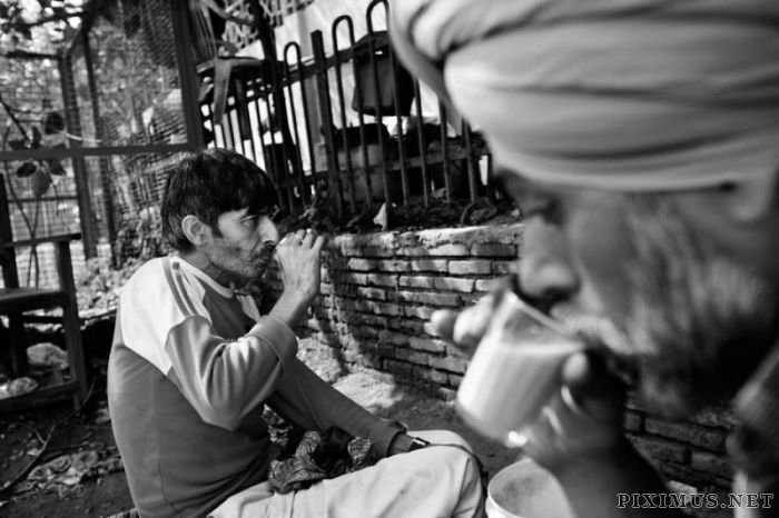 Heroin Addicts of India