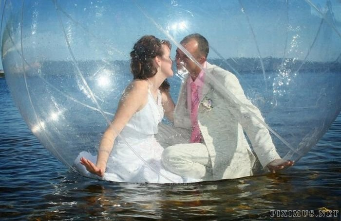 Unusual Wedding Pictures