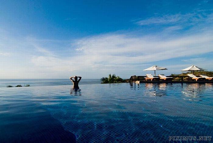Infinity Pools Around The World