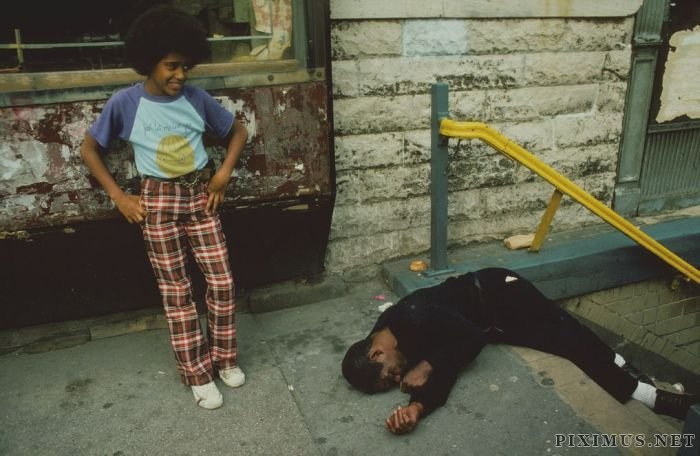 New York in the 80s