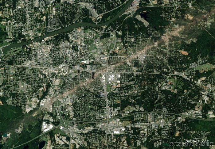 Digital Globe Images