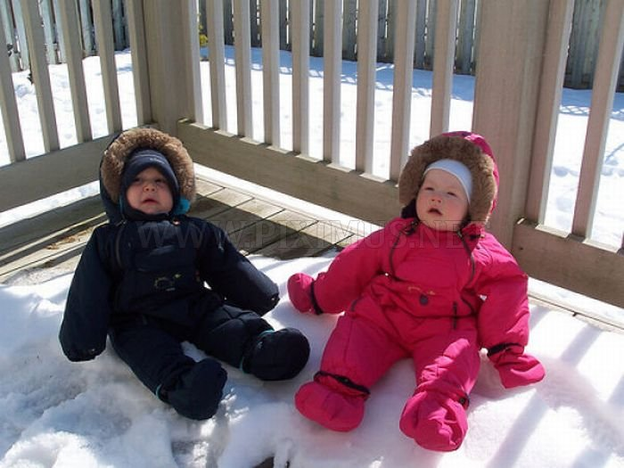 Kids Hate Snowsuits