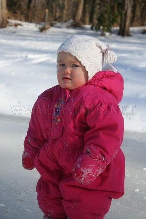 Kids Hate Snowsuits