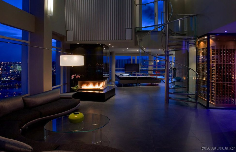 Penthouse in Vancouver for $ 7,980,000, part 7980000