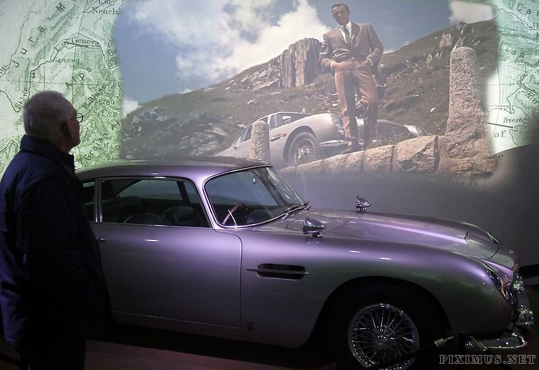 In the UK, opened a museum of cars of James Bond