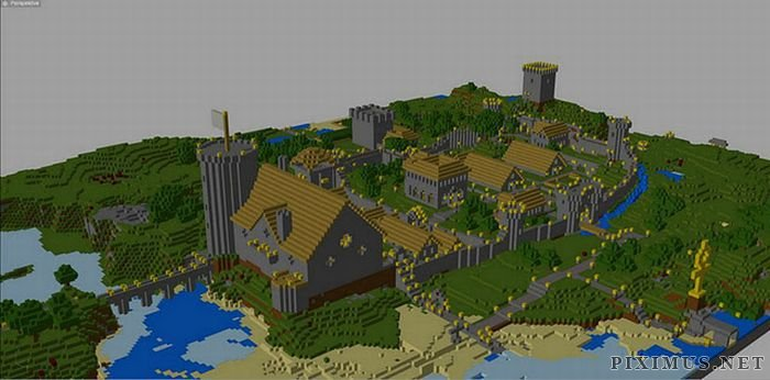 Minecraft village comes to life others minecraft village comes to life publicscrutiny Choice Image