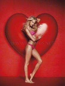 Victoria Secrets st Valentine Photos