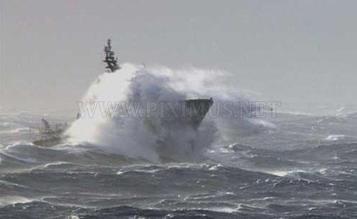 Sea Disasters
