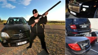 Kim Dotcom and His Cars