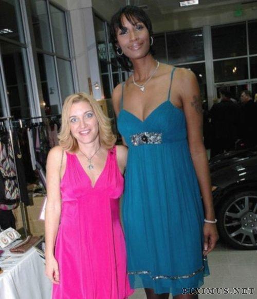 Tall Women