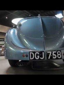 World's Most Expensive Car - Bugatti Type 57SC Atlantic