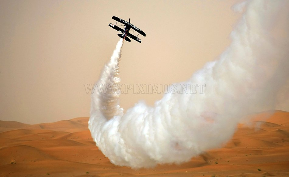 International aerobic show Al Ain