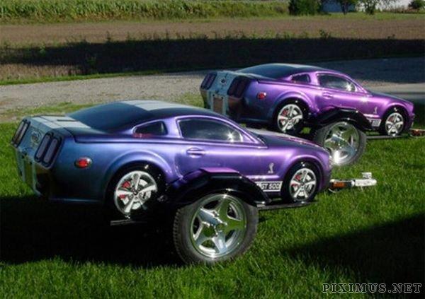 Amazing Car Trailers