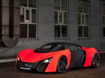 Marussia - Russian Supercar