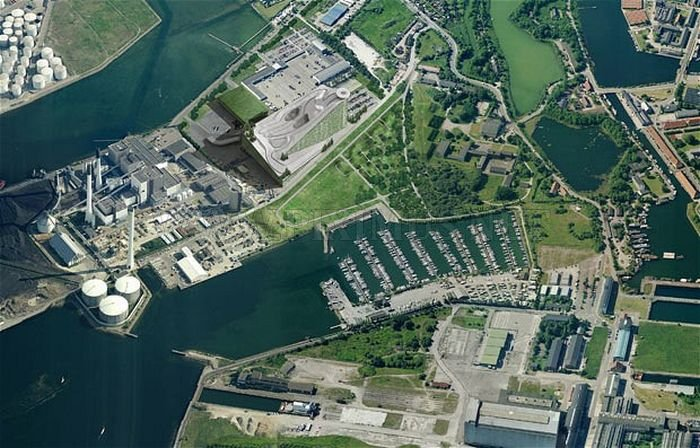 Awesome Powerf Plant in Denmark