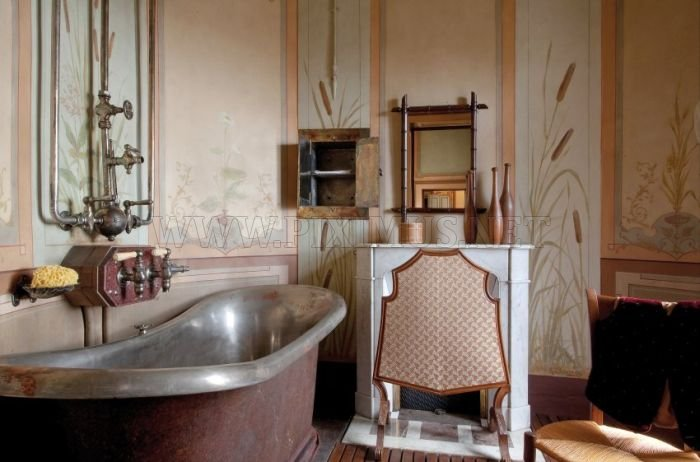 The French House Untouched for 100 Years